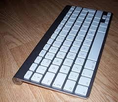 apple keyboard wireless. applewirelesskeyboard.jpg. the new apple wireless keyboards are a really nice looking keyboard