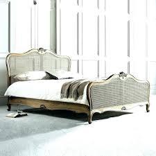 French Cane Bed Frame Frames – premiumdirectory