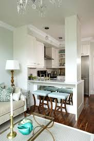 open concept kitchen living room small space medium size of living