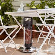 gas and electric infrared patio heaters