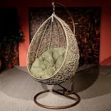 outdoor swingasan hanging chair stand outdoor hanging pod chair nz in outdoor hanging chair