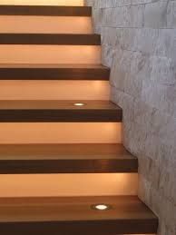 stair lighting. In Stair Lighting. Lovely Modern Staircase Lighting F96 Collection With