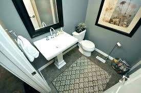 small pedestal sinks for powder room epic kohler pedestal sink modern pedestal sink