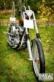 what is a chopper what is a bobber how do you build one