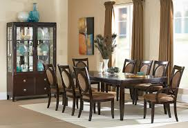 curtain fancy dining table and 8 chairs set 0 room sets for site image photos