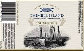Image result for thimble island coffee stout