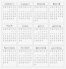 Mini Calendars To Print 32 Best Calendars Free Printable 2014 Free