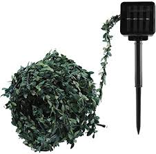 Yosoo 10m LED Solar Powered String Lights ... - Amazon.com