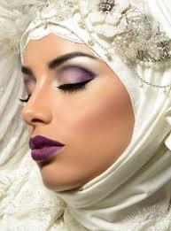 colors in arabic makeup dark eyes
