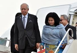 Image result for images of najib, rosmah, zahid