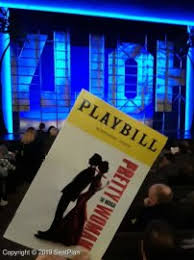 Nederlander Theatre Seating Chart View From Seat New