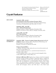 Resume Format For Life Science Machine Operator Manufacturing