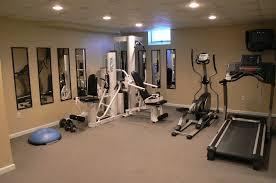home gym decorating ideas