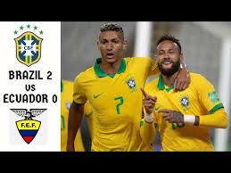 Brazil vs ecuador brazil are unbeaten in their last nine meetings with ecuador ecuador haven't beaten brazil in any competition since 2004 Sewjsupq3nq0m