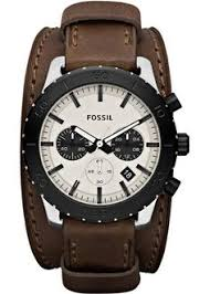 fossil watch men s chronograph keaton black leather double pad fossil watches google search fossil watches mensleather