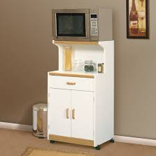 Sauder Kitchen Furniture Sauder Osullivan Microwave Cart Reviews Wayfair