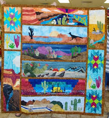 Best 25+ Row by row 2016 ideas on Pinterest | Row by row ... & Arizona row by row quilt - love the Navaho mitif in this. Adamdwight.com