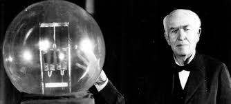 Inspirational Lessons From Thomas Edison On Money Work And