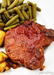 slow cooker bbq pork chops recipe add