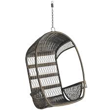 outdoor furniture swing chair swinging patio garden seat hanging view full sizephoto