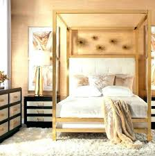 Gold Canopy Bed Frame Bedroom Gold Canopy Bed Frame Canopy Bed Frame ...