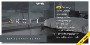 Archi - Interior Design WordPress Theme is made for Interior Design  services, Dining Room,
