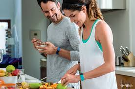 Image result for nutrition and fitbit