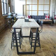 Image But Cheaper Bar Height Table And Chairs Modern Custom Furniture Bar Height Table Urban Wood Goods Bar Height Velallatinasillainfo Bar Height Table And Chairs Modern Custom Furniture Bar Height Table