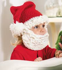 Crochet Santa Hat Pattern Interesting Decoration