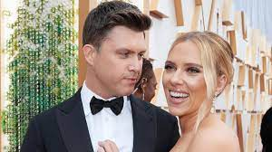 Scarlett Johansson onlangs bevallen van ...