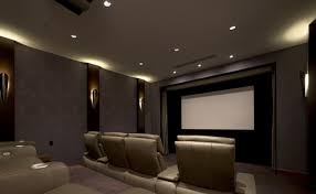 home theater lighting design. home theater installation in central nj lighting design g