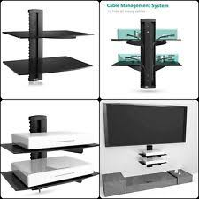 Floating Shelves For Tv Accessories 100 Shelf Wall Mount eBay 69