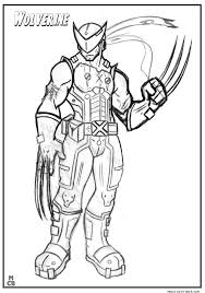 Small Picture x men wolverine coloring pages 04