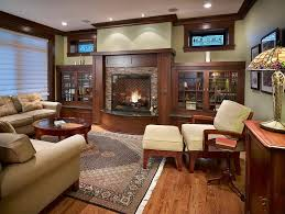 edmonton bookcase with glass family room traditional oak entertainment centers and t dark stained wood