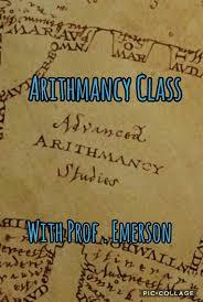 Arithmancy Lesson 1 Homework Harry Potter Amino