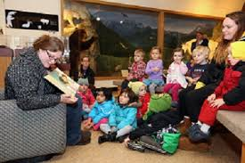 Uw Stevens Point Offers Weekly Story Time At The Museum