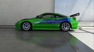 mitsubishi eclipse fast and furious wallpaper. forza motorsport 6 1995 mitsubishi eclipse gs fast u0026 furious edition youtube and wallpaper