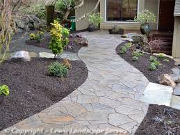 lewis landscape services paver patios portland oregon with slate pavers for patio prepare 19