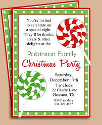 Template For Christmas Party Invitation Party Invitation Template Lunch Templates Christmas Powerpoint