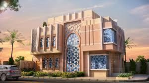 Traditional Islamic House Design Modern Islamic Design Villa In Saudi Arabia Designed By