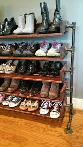 Best 25+ Shoe shelves ideas on Pinterest | Diy shoe rack, Wall shoe rack  and Closet shoe shelves