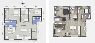 RoomSketcher Online Interior Design Software Floor Plan D. Kali Velkova
