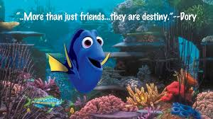 Dory Quotes Finding Dory Quotes Entire LIST of the BEST movie lines in the 17