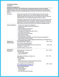 Culinary Resume Examples 62 Images Chef Consultant Sample