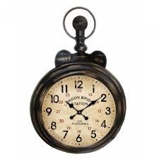 london bridge station clock pocket