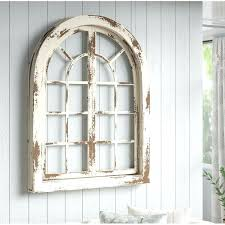 wood arch wall decor arched metal and whole wooden window arch wall decoration rustic decor window planter frame on image