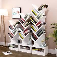 office book shelf. Tree Bookshelf Mini Bookcase Office Book Shelf Rack Landing Economy Simple Province Space Frame