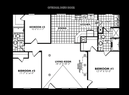 Bedroom Modular Home Plans Simple Floor Br And Mobile Double Wide Legacy Mobile Home Floor Plans