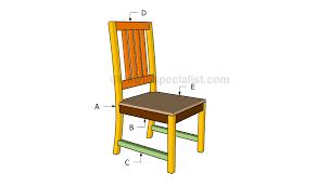 kitchen furniture plans. building a kitchen chair furniture plans e
