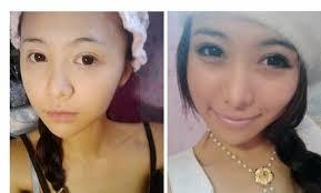 makeup before after reddit the world of make up source asian s 20 jpg